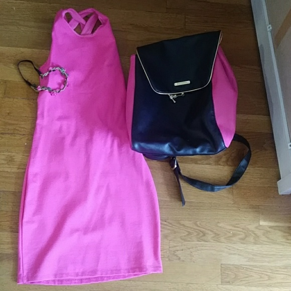 Juicy Couture Handbags - Juicy couture backpack and dress Bundle